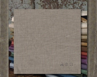 Fabric 1 YARD: Aged Muslin Cloth (New) - ASH 9670 Marcus Fabrics