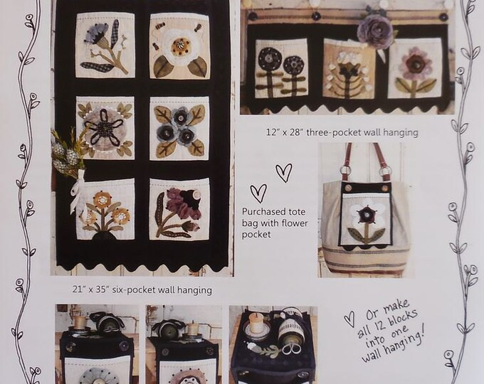 Pattern: Pocket Potpourri by Heart to Hand