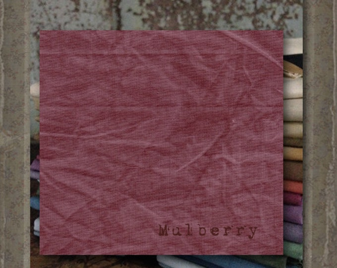 Fabric 1 YARD: Aged Muslin Cloth (New) -MULBERRY 123 Marcus Fabrics
