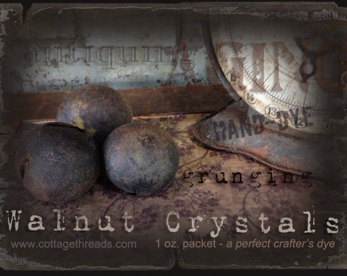 Walnut  Crystals Dye - Powder form