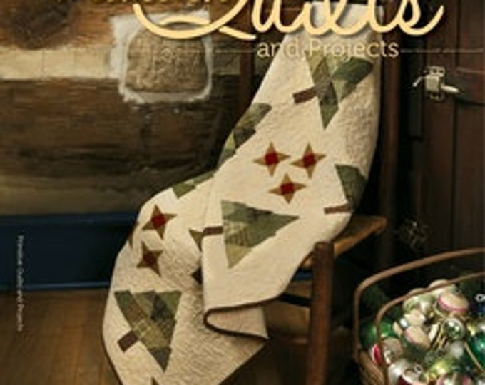 Magazine: Winter 2015 Primitive Quilts and Projects