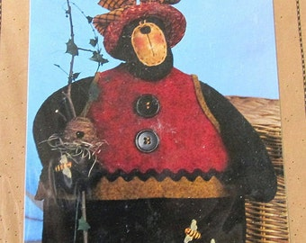 Pattern: Bees N Me by Homebodies