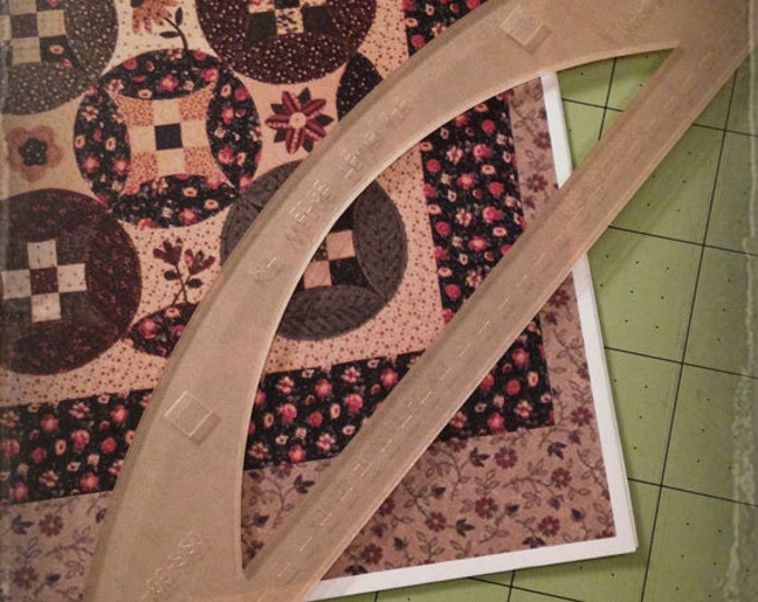 Notions: Wedge Template from Kansas Troubles Quilters