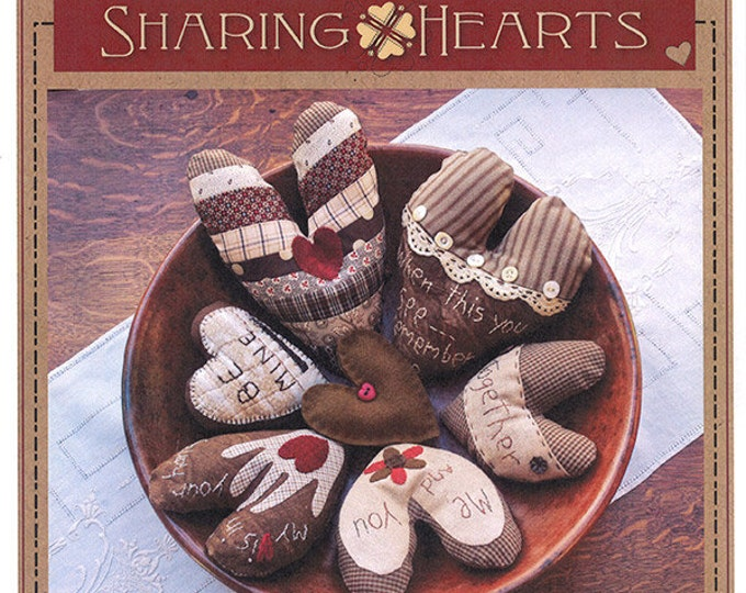 Pattern: Sharing Hearts Pattern by Timeless Traditions by Norma Whaley