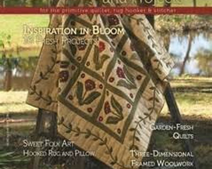 Magazine: Spring 2014 Primitive Quilts and Projects