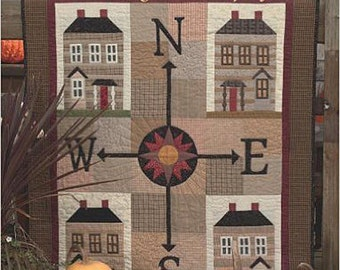 Pattern Book: Farm Girl Quilts - Celebrating the Country Life by Tammy Johnson and Avis Shirer of The Patchwork Place