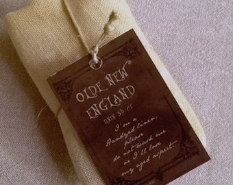 Linen: Olde New England 35 count - Hand Dyed Linen from the Primitive Hare