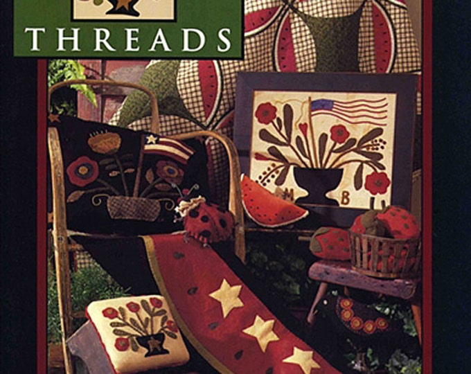 Pattern Book: Summer Spirit Threads from Need'l Love