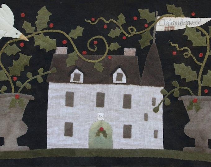 "Pattern: ""Chateau Boxwood"" by Maggie Bonanomi"