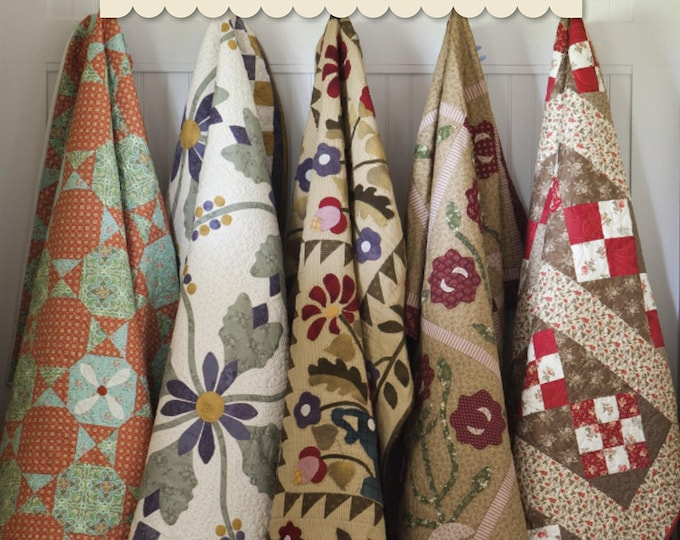 Pattern Book: Inspired - 21st Century Twist on 19th Century Favorites by Dawn Hesse