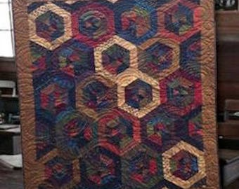 Pattern: Schoolhouse Memories Quilt Pattern by Primitive Pieces by Lynda