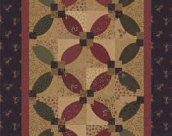 Pattern: From The Heart Charm Pack Quilt by Kansas Troubles Quilters Lynne Hagmeier