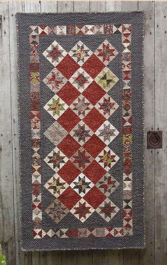 "Quilt Kit and Pattern: ""Mixed Peppercorn"" by Country Threads"