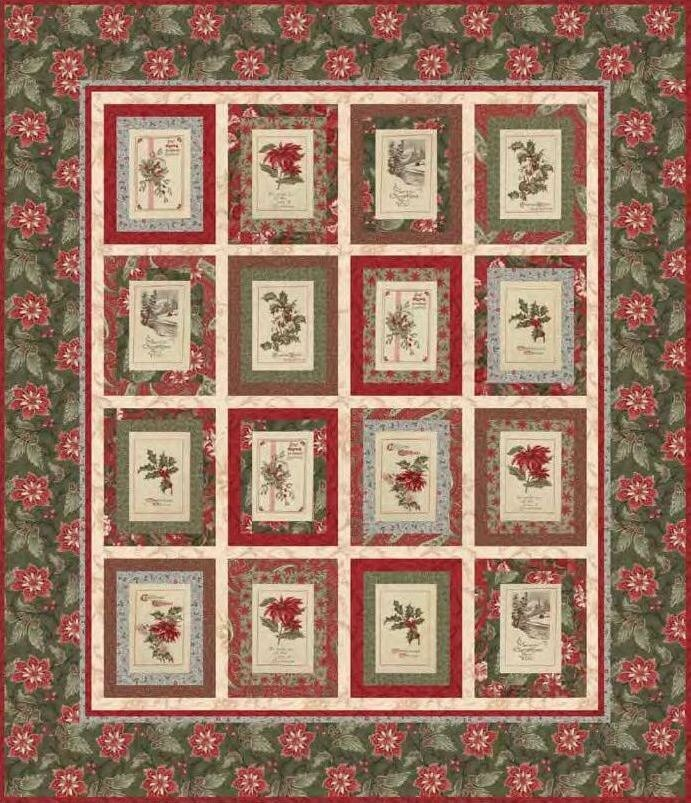 Pattern Sentiments Quilt By 3 Sisters For Moda Fabrics