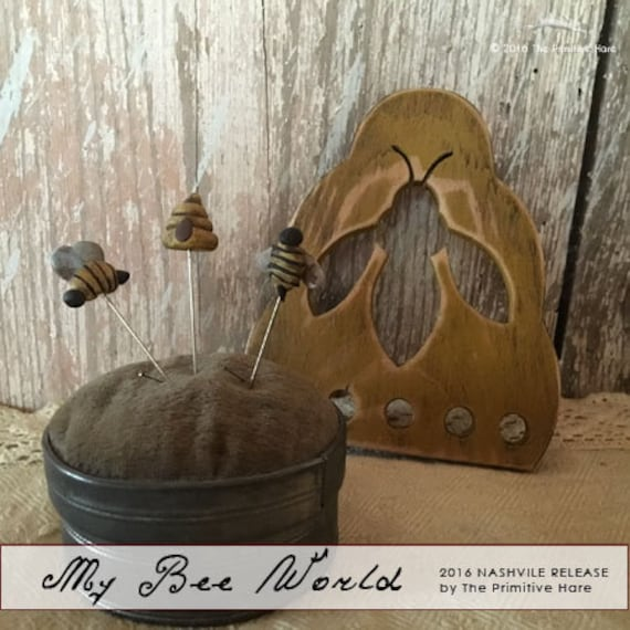 Thread Keep: Beehive by Primitive Hare