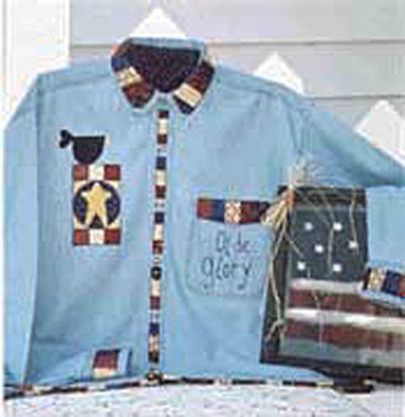 Pattern: Patches of Glory by Cottage Creek Quilts
