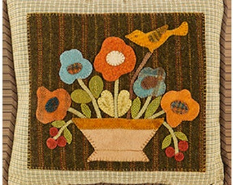 """Pattern: """"Flowers for You"""" Pattern - Timeless Traditions by Norma Whaley"""