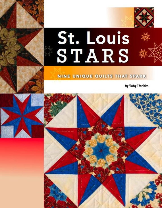 Pattern Book: St Louis Stars by Toby Lischko