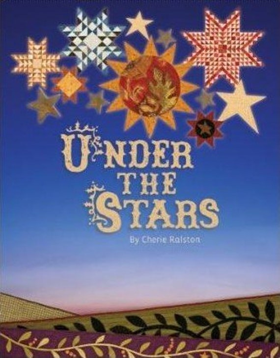 Pattern Book: Under The Stars By Cherie Ralston