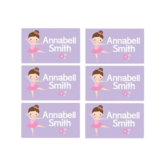 Personalized Uniform Name Labels Kids Clothing Labels 95ct Stick On Clothing Name Labels Washable Labels Baby Clothing Polka Dot Burst