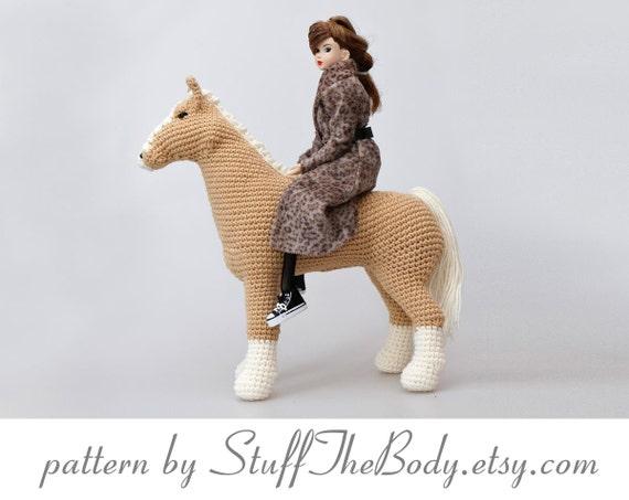 crochet-horse-amigurumi-pattern | Son's Popkes | 453x570