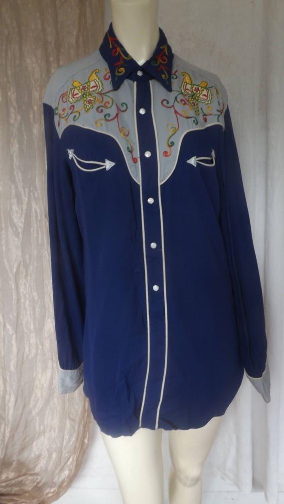 H/Bar C Western Shirt