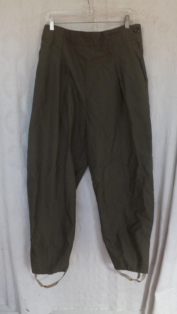 Vintage Womens Army Pants
