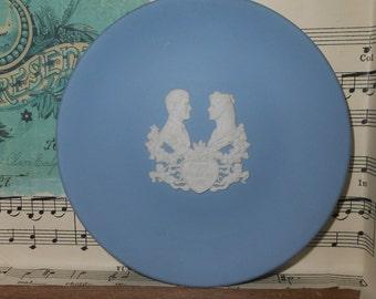 ee57192896208 wedgewood jasperware dish prince andrew sarah ferguson royal wedding  souvenir 1985 collectable decorative