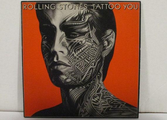 The Rolling Stones Tattoo You Vinyl Album Rl Bob Ludwig Masterdisk