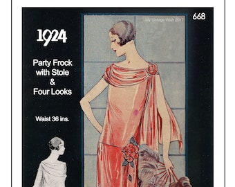 1920s Sewing Patterns