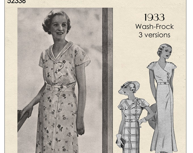 1930s Sewing Patterns