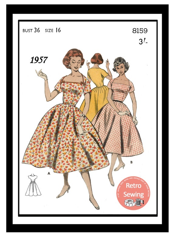 1950 French Bra Vintage Sewing Pattern 36//38 inch Bust