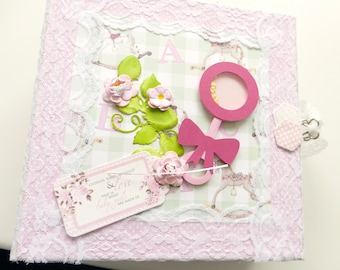 Baby Photo album for girl
