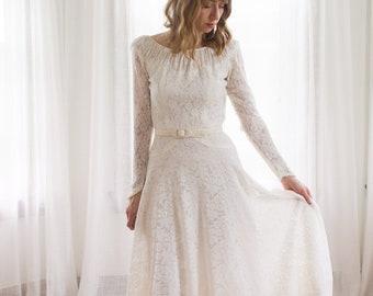 Courthouse Wedding Dress Etsy