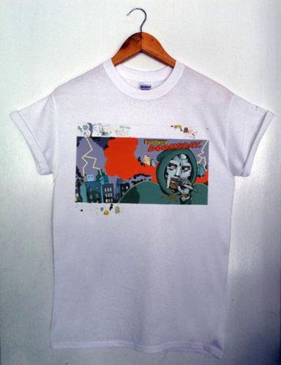 Doomsday MF DOOM MENS T-shirt S-XXL Hipster Swag