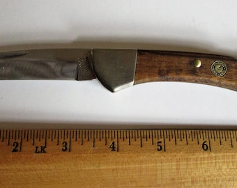 Vintage Chicago Cutlery L36 USA Lock Blade Knife