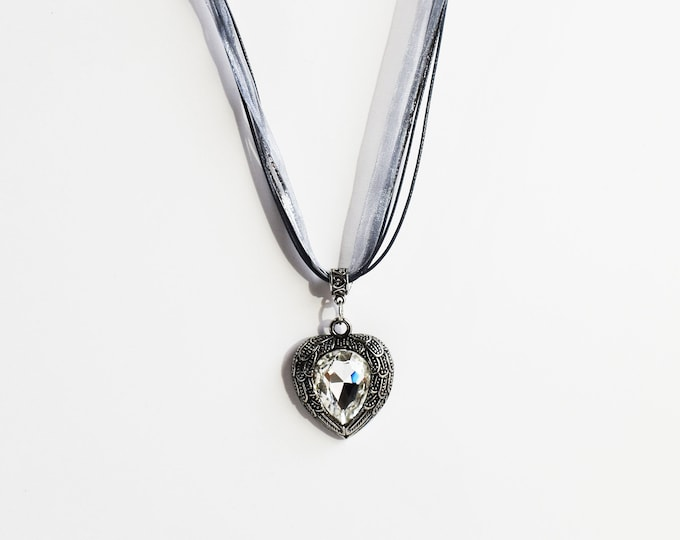 Reflections Of My Heart Necklace