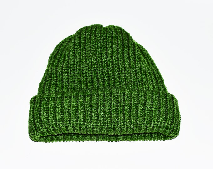 The Classic Beanie Kelly Green