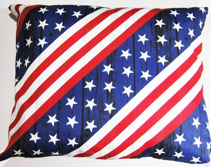 Pillows - American Flag Home Decor Throw Pillow