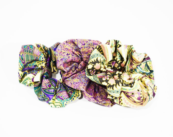 Scrunchies Bundle ~ Designer Boutique Scrunchies