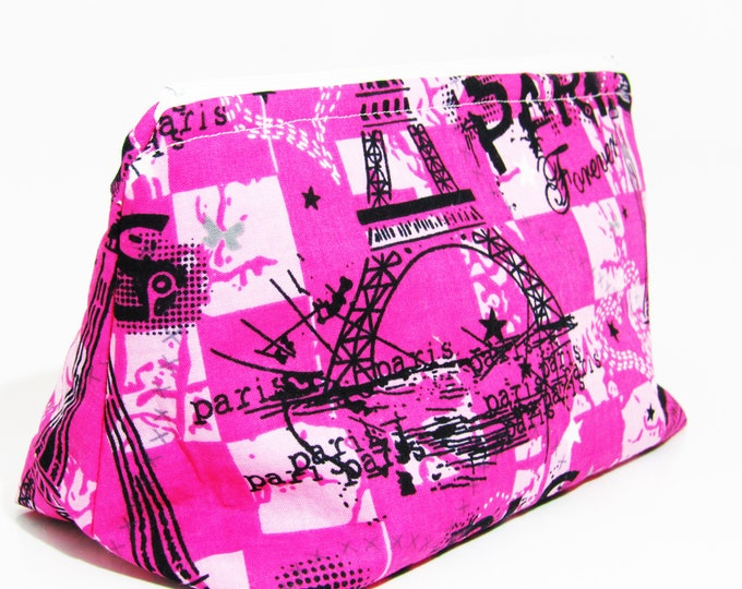Paris Forever Cosmetic Bag
