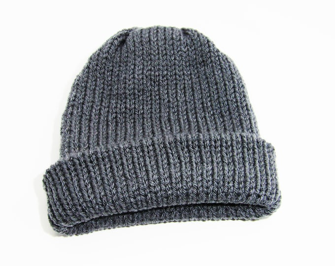 The Classic Beanie  Gray