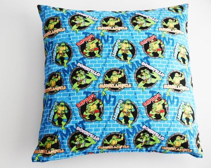 Decorative Pillow ~ Ninja Turtles  Pillow