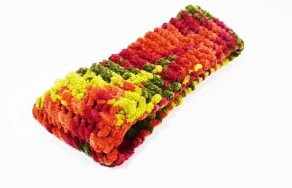 Knit Ear Warmer - Multi-color
