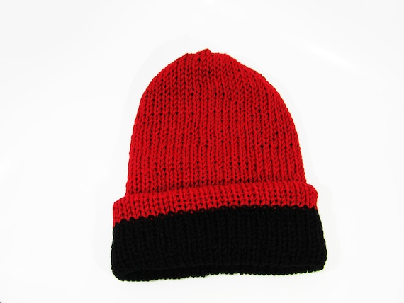 Reverisble Two-Toned Beanie