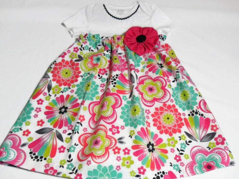 c4199f7acc92 Summer Dress for girls Size 18 Month Girls Dress Cute