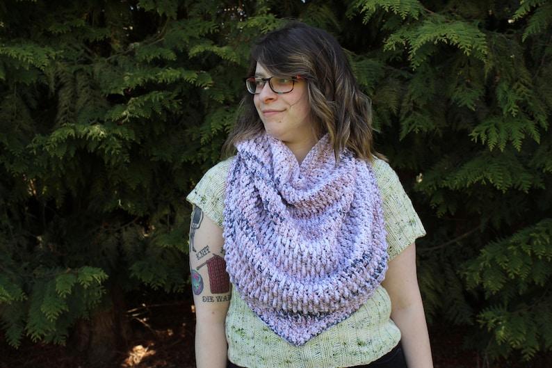 triangle scarf triangle scarf beginner crochet pattern Crochet Shawl Pattern easy crochet pattern oversized shawl crochet wrap pattern