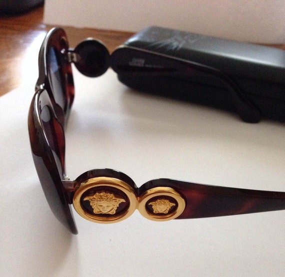 Beautiful Rare 1990s Gianni Versace Made In Italy… - image 2