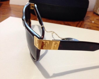 Rare 1990s Vintage Gianfranco Ferre' Made In Italy Sunglasses