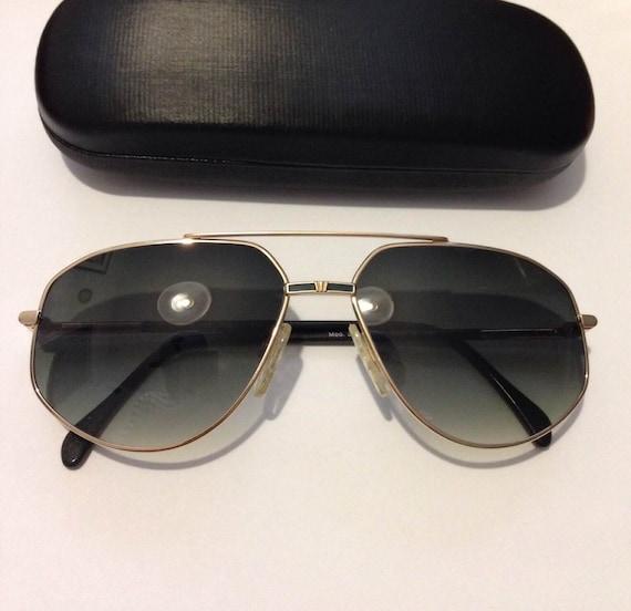 Rare Vintage 1990s Jaguar Sunglasses